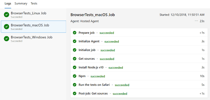Browser Test and Continuous Integration · ariya io