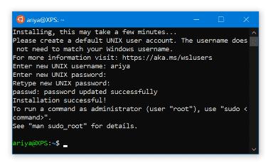 Cross Compiling with Docker on WSL 2 · ariya io